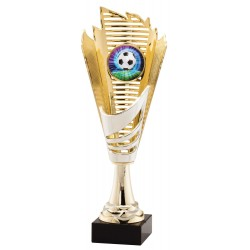 Plastic Cup / Marble Base Award C-3908