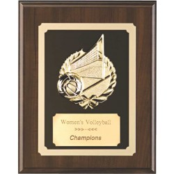 Cherry Finish Plaques PL2302