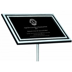 Aluminum Castings Plaques SC1009