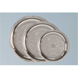 Chrome Plated Trays
