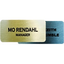 Name Badge & Name Holders