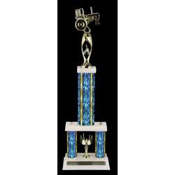 Blue Aqua Trophy DD-2703