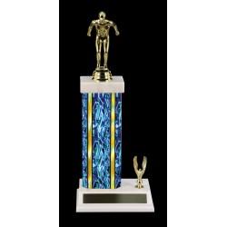 Blue Aqua Trophy OS-2705