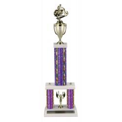 Purple Moon Beam Trophy DD-2803
