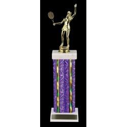 Purple Moon Beam Trophy Z-2809