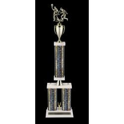Black Buzz Saw Trophy DD-2901