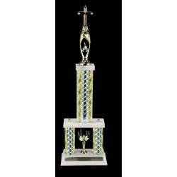 Silver Diamond Trophy DD3103